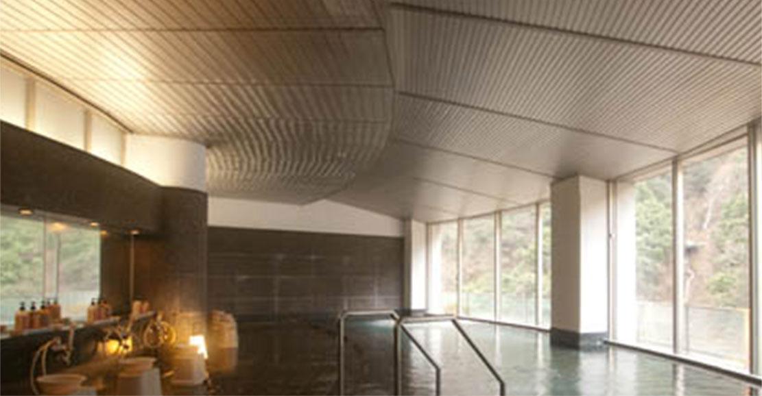 殿方大浴場「翠の湯」